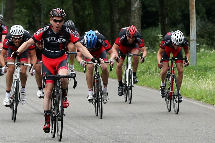 Op 26 juli 2015 werd wielrenner Marco Postma clubkampioen van wielerclub WV Amsterdam.