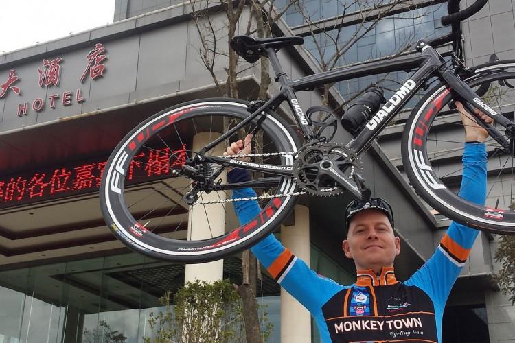 Dianchi Plateau Race in Kunming